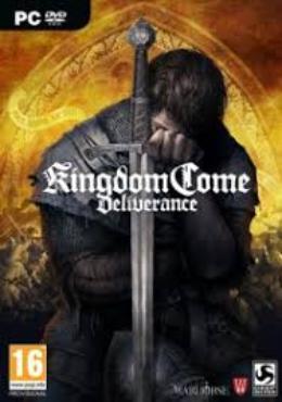 Carátula o portada Europea del juego Kingdom Come: Deliverance para PC