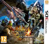 Carátula de Monster Hunter 4: Ultimate para Nintendo 3DS