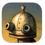 Carátula de Machinarium para iPad