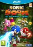 Carátula de Sonic Boom: El Ascenso de Lyric para Wii U