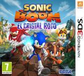 Carátula de Sonic Boom: El Cristal Roto para Nintendo 3DS
