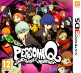 Carátula de Persona Q: Shadow of the Labyrinth para Nintendo 3DS