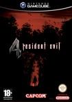 Carátula de Resident Evil 4 para GameCube