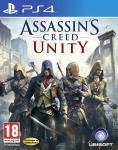 Carátula de Assassin's Creed: Unity para PlayStation 4