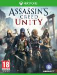Carátula de Assassin's Creed: Unity para Xbox One