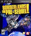 Carátula de Borderlands: The Pre-Sequel para PlayStation 3