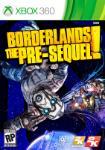 Carátula de Borderlands: The Pre-Sequel para Xbox 360