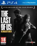 Carátula de The Last of Us: Remasterizado para PlayStation 4