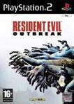 Carátula de Resident Evil Outbreak