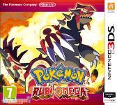 Carátula de Pokémon: Rubí Omega para Nintendo 3DS