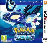 Carátula de Pokémon: Zafiro Alfa para Nintendo 3DS