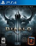 Carátula de Diablo III: Reaper of Souls - Ultimate Evil Edition para PlayStation 4