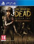 Carátula de The Walking Dead: Segunda Temporada para PlayStation 4