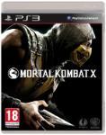 Carátula de Mortal Kombat X para PlayStation 3