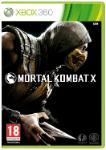 Carátula de Mortal Kombat X para Xbox 360