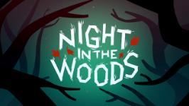 Carátula de Night in the Woods para PlayStation 4