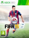 Carátula de FIFA 15 para Xbox 360