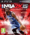 Carátula de NBA 2K15 para PlayStation 3