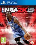 Carátula de NBA 2K15 para PlayStation 4