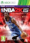 Carátula de NBA 2K15 para Xbox 360