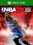 Carátula de NBA 2K15 para Xbox One