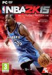 Carátula de NBA 2K15 para PC