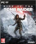 Carátula de Rise of the Tomb Raider para PC