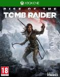 Carátula de Rise of the Tomb Raider