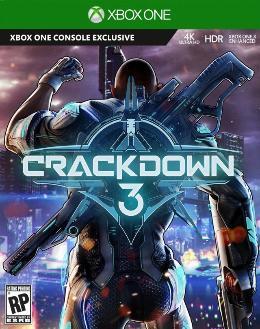 Carátula de Crackdown 3 para Xbox One
