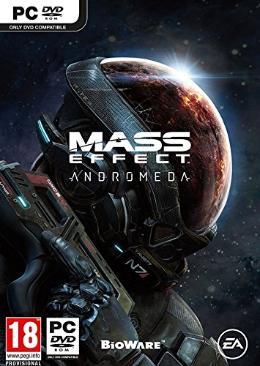 Carátula de Mass Effect: Andromeda para PC