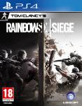 Carátula de Tom Clancy's Rainbow Six: Siege para PlayStation 4