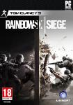 Carátula de Tom Clancy's Rainbow Six: Siege para PC