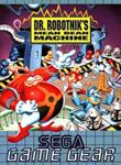 Carátula de Dr. Robotnik's Mean Bean Machine para Game Gear