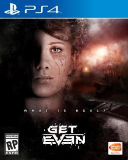 Carátula de Get Even para PlayStation 4