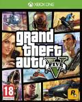 Carátula de Grand Theft Auto V para Xbox One