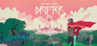 Carátula de Hyper Light Drifter para PlayStation 4