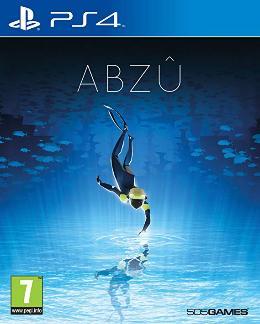 Carátula de Abzû para PlayStation 4