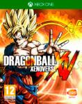 Carátula de Dragon Ball Xenoverse para Xbox One