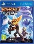 Carátula de Ratchet & Clank para PlayStation 4