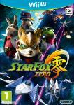 Carátula de Star Fox: Zero para Wii U