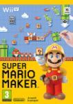 Carátula de Super Mario Maker para Wii U