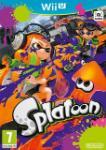 Carátula de Splatoon para Wii U