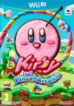 Carátula de Kirby y el Pincel Arcoíris para Wii U
