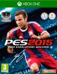 Carátula de Pro Evolution Soccer 2015 para Xbox One
