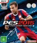 Carátula de Pro Evolution Soccer 2015 para PC