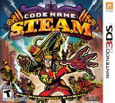 Carátula de Code Name S.T.E.A.M. para Nintendo 3DS