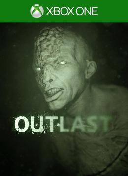 Carátula de Outlast para Xbox One