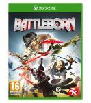 Carátula de Battleborn para Xbox One