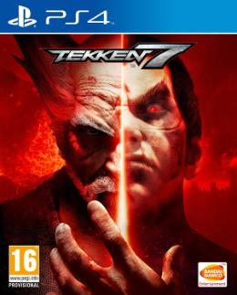 Carátula de Tekken 7 para PlayStation 4
