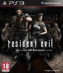 Carátula de Resident Evil HD Remaster para PlayStation 3